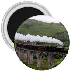 Glenfinnan Viaduct 1 3  Magnets by trendistuff