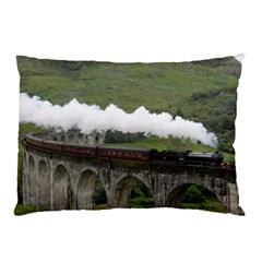 Glenfinnan Viaduct 1 Pillow Cases by trendistuff