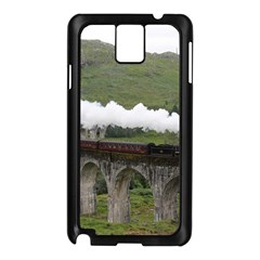 Glenfinnan Viaduct 1 Samsung Galaxy Note 3 N9005 Case (black) by trendistuff