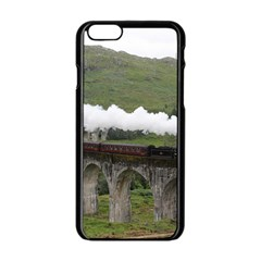 Glenfinnan Viaduct 1 Apple Iphone 6/6s Black Enamel Case by trendistuff