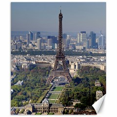 Eiffel Tower 2 Canvas 20  X 24   by trendistuff
