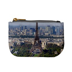 Eiffel Tower 2 Mini Coin Purses by trendistuff