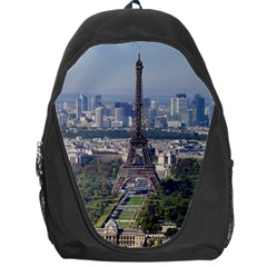 Eiffel Tower 2 Backpack Bag by trendistuff
