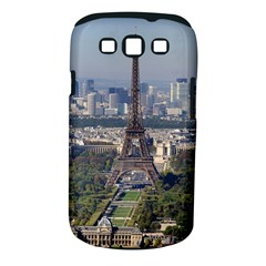 Eiffel Tower 2 Samsung Galaxy S Iii Classic Hardshell Case (pc+silicone) by trendistuff