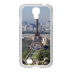Eiffel Tower 2 Samsung Galaxy S4 I9500/ I9505 Case (white) by trendistuff