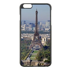 Eiffel Tower 2 Apple Iphone 6 Plus/6s Plus Black Enamel Case by trendistuff