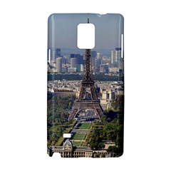Eiffel Tower 2 Samsung Galaxy Note 4 Hardshell Case by trendistuff