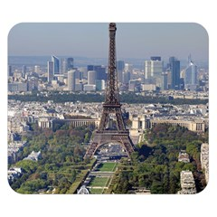 Eiffel Tower 2 Double Sided Flano Blanket (small)  by trendistuff