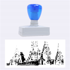 Chaiwatthanaram Rubber Stamps (large) by trendistuff