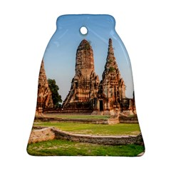 Chaiwatthanaram Ornament (bell)  by trendistuff