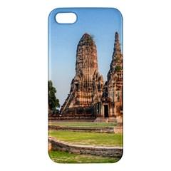 Chaiwatthanaram Iphone 5s Premium Hardshell Case by trendistuff