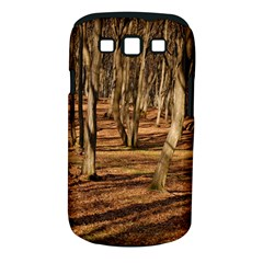 Wood Shadows Samsung Galaxy S Iii Classic Hardshell Case (pc+silicone) by trendistuff