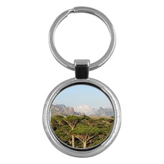 Socotra, Yemen Key Chains (round)  by trendistuff