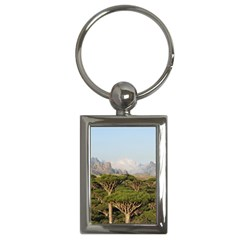 Socotra, Yemen Key Chains (rectangle)  by trendistuff