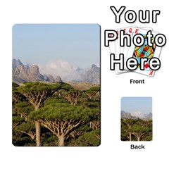 Socotra, Yemen Multi Purpose Cards (rectangle)  by trendistuff