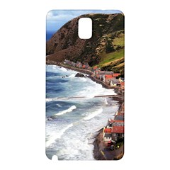 Scotland Crovie Samsung Galaxy Note 3 N9005 Hardshell Back Case by trendistuff