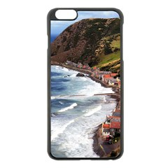 Scotland Crovie Apple Iphone 6 Plus/6s Plus Black Enamel Case by trendistuff