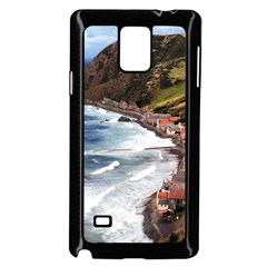 Scotland Crovie Samsung Galaxy Note 4 Case (black) by trendistuff