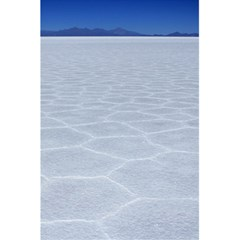 Salt Flats 5 5  X 8 5  Notebooks by trendistuff