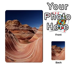 Petrified Sand Dunes Multi-purpose Cards (Rectangle)  by trendistuff