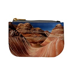 Petrified Sand Dunes Mini Coin Purses by trendistuff