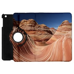 Petrified Sand Dunes Apple Ipad Mini Flip 360 Case by trendistuff