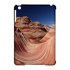 Petrified Sand Dunes Apple Ipad Mini Hardshell Case (compatible With Smart Cover) by trendistuff