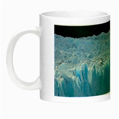 Perito Moreno Glacier Night Luminous Mugs by trendistuff