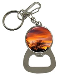 Orange Sunset Bottle Opener Key Chains by trendistuff