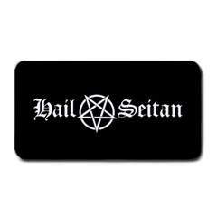 Hail Seitan Medium Bar Mats by waywardmuse