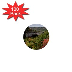 Natural Arch 1  Mini Buttons (100 Pack)  by trendistuff