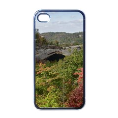 Natural Arch Apple Iphone 4 Case (black) by trendistuff