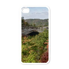 Natural Arch Apple Iphone 4 Case (white) by trendistuff