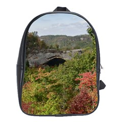 Natural Arch School Bags (xl)  by trendistuff