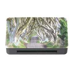 Dark Hedges, Ireland Memory Card Reader With Cf by trendistuff