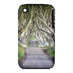 DARK HEDGES, IRELAND Apple iPhone 3G/3GS Hardshell Case (PC+Silicone) by trendistuff