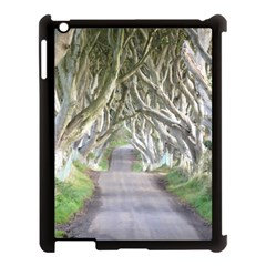 Dark Hedges, Ireland Apple Ipad 3/4 Case (black) by trendistuff