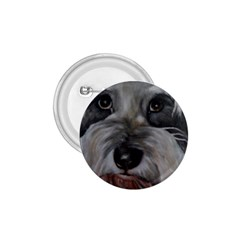 The Schnauzer 1.75  Buttons by timelessartoncanvas