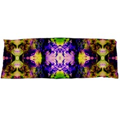 Green,purple Yellow ,goa Pattern Body Pillow Cases Dakimakura (two Sides)  by Costasonlineshop