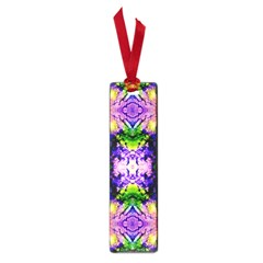 Green,purple Yellow ,goa Pattern Small Book Marks by Costasonlineshop