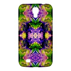 Green,purple Yellow ,goa Pattern Samsung Galaxy Mega 6 3  I9200 Hardshell Case by Costasonlineshop