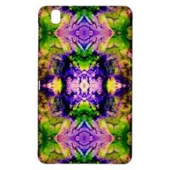 Green,purple Yellow ,goa Pattern Samsung Galaxy Tab Pro 8 4 Hardshell Case by Costasonlineshop