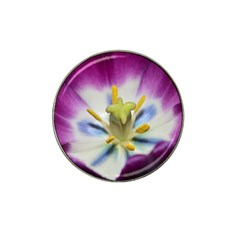 Purple Beauty Hat Clip Ball Marker (10 Pack) by timelessartoncanvas