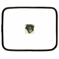 Men s Nappyhead Bw  Netbook Case (xl)  by nappyheadslife