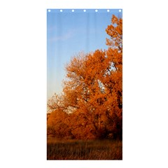 Beautiful Autumn Day Shower Curtain 36  X 72  (stall)  by trendistuff