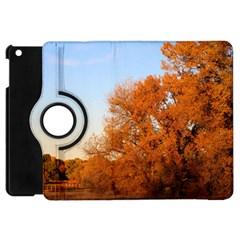 Beautiful Autumn Day Apple Ipad Mini Flip 360 Case by trendistuff