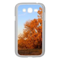 Beautiful Autumn Day Samsung Galaxy Grand Duos I9082 Case (white) by trendistuff