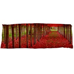 Avenue Of Trees Body Pillow Cases (dakimakura)