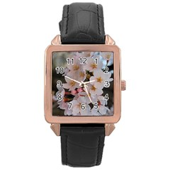 Sakura Rose Gold Watches by trendistuff