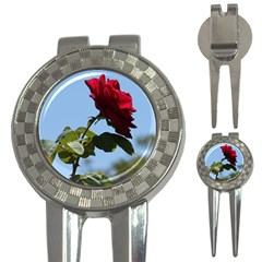 RED ROSE 2 3-in-1 Golf Divots by trendistuff